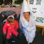 slavnosti na zámku Bílá paní